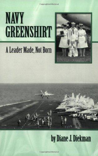 Navy Greenshirt: A Leader Made, Not Born