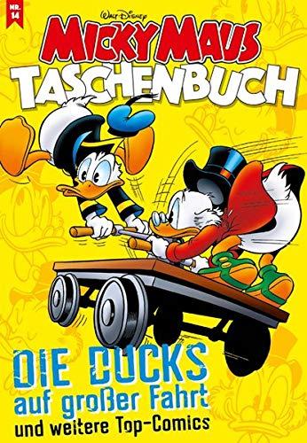 Micky Maus Taschenbuch 14