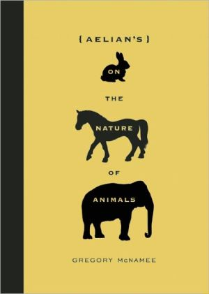 {Aelian's} on the nature of animals