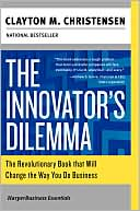 innovator's dilemma Cover image