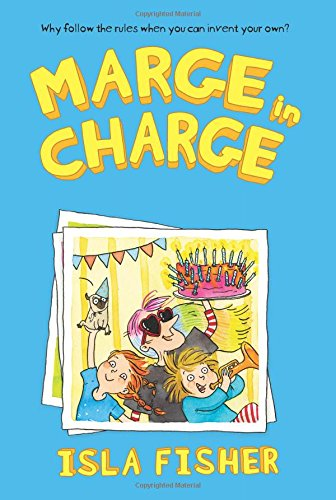 Marge in Charge Collection - 4 Books