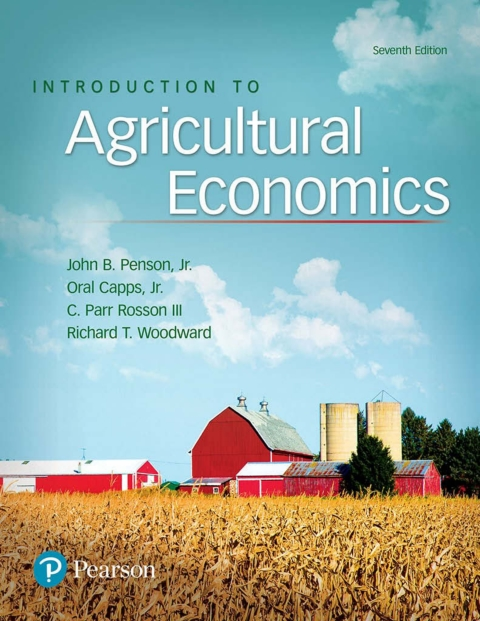 Introduction to Agricultural Economics  (Subscription)
