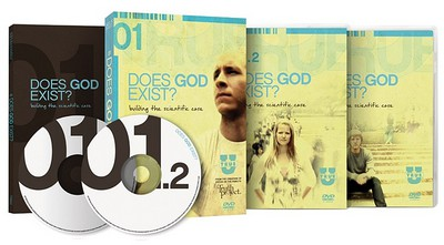 Does God Exist? Kit: Building the Scientific Case [With 2 DVDs]