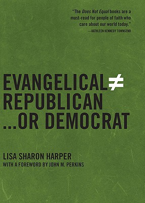 Evangelical Does Not Equal Republican... Or Democrat