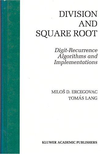 Division And Square Root
