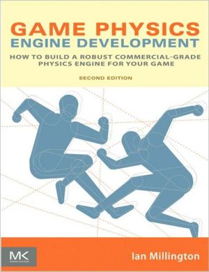 Game Physics Engine Development (the Morgan Kaufmann Series In Interactive 3d Technology)