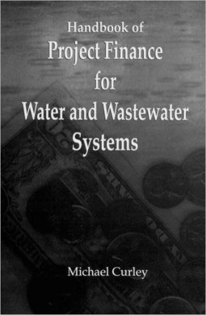 Handbook of Project Finance for Water and Wastewater Systems