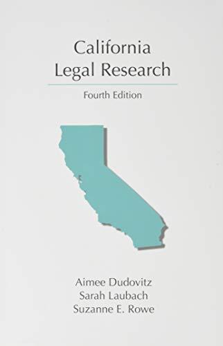 California Legal Research