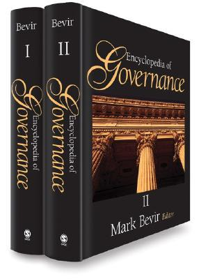 Encyclopedia of Governance - 2 volume set