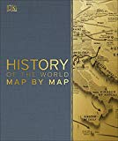 History of the World Map by Map, The History Book Big Ideas Simply Explained 2 Books Collection Set
