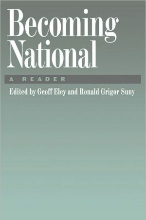 Becoming National: A Reader
