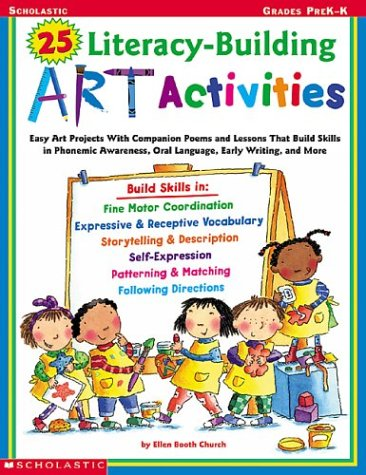 25 Literacy-building Art Activities