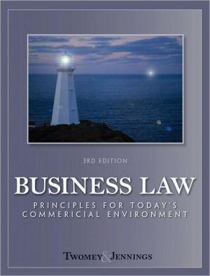 Cheap Textbook Image ISBN: 9780324786699