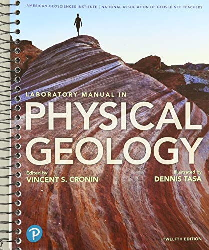 Laboratory Manual in Physical Geology Plus Modified Mastering Geology with Pearson eText -- Access Card Package
