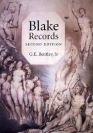 Blake Records: Second Edition (Paul Mellon Centre for Studies in British Art)