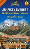 . Jiri-Pikey-Everest Trekking Map (Nepa Maps) .