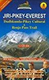 . Jiri-Pikey-Everest Trekking Map (Nepa Maps) .
