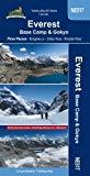 . Everest- Goyo Tree Pass Map (NE517) .