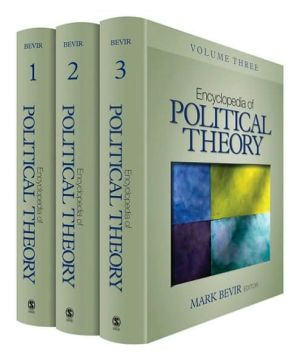 Encyclopedia Of Political Theory
