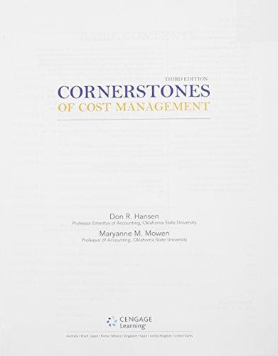 Cheap Textbook Image ISBN: 9781305138919