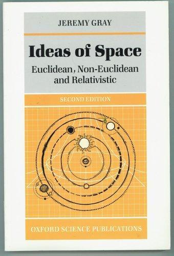 Ideas of Space: Euclidean, non-Euclidean, and Relativistic
