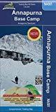 . Annapurna Base Camp 1 : 50 000 .