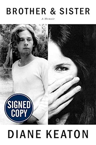 Brother & Sister: A Memoir - Signed / Autographed Copy