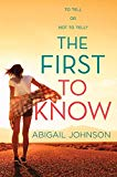 The First To Know (harlequin Teen)